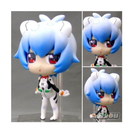 Ayanami Rei - Neon Genesis Evangelion Deformania Collection DX