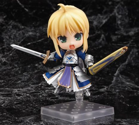 Saber Super Moveable Edition - Nendoroid Fate/Stay Night