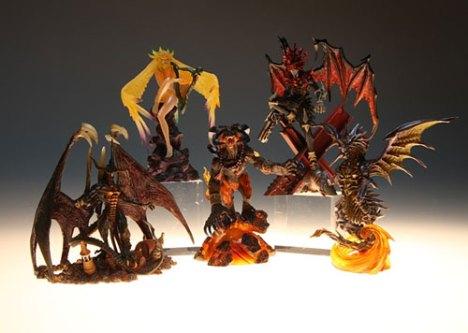 Final Fantasy Creatures Kai Vol.2
