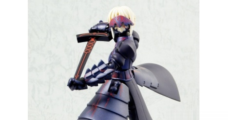 Saber Alter - Fate/Stay Night Revoltech