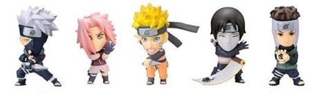 Chara pedia Heros Naruto Shippuden