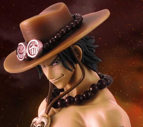 Portgas D Ace Banpresto