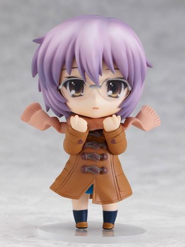 Nagato Yuki Disappearance Ver. - Nendoroid The Melancholy of Haruhi Suzumiya