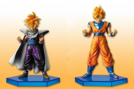 Son Goku and Son Gohan - Dragon Ball Kai DX - The Legend of Saiyan