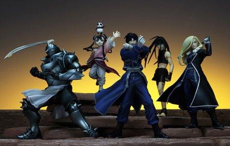 Fullmetal Alchemist Brotherhood Trading Arts Vol.2