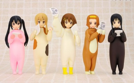 Kigurumi After School Tea Time Set - K-ON!
