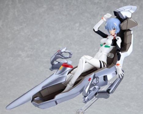 Ayanami Rei Figma