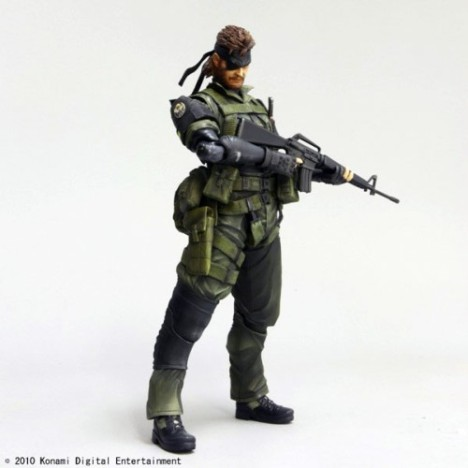 Snake Jungle Fatigues - Metal Gear Solid Peace Walker