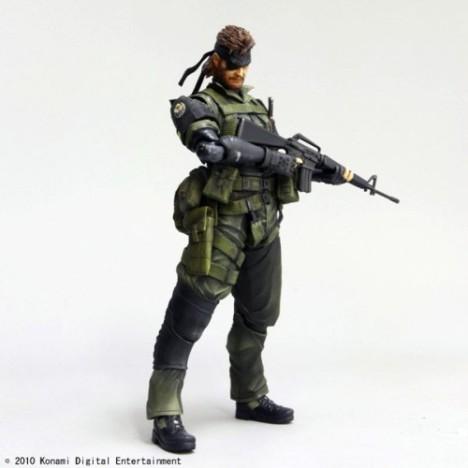Snake Jungle Fatigues - Metal Gear Solid Peace Walker