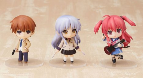 Angel Beats! Set 02 - Nendoroid Petite