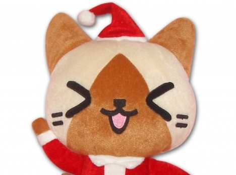 Airou Santa Ver. - Monster Hunter Super DX