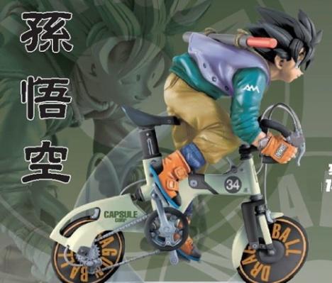 Son Goku 02 - Dragon Ball Kai Desktop Real McCoy