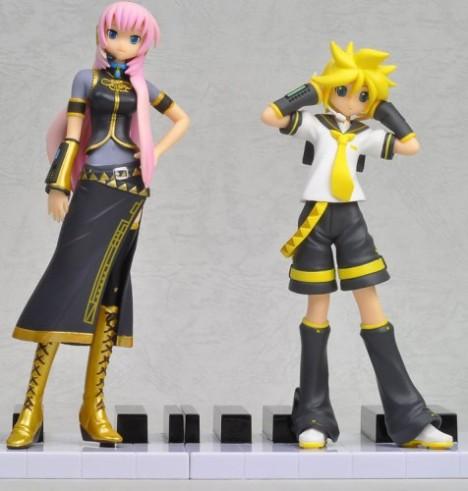 Megurine Luka and Kagamine Len - Vocaloid EX