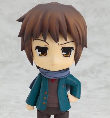 Kyon Disappearance Ver. - Nendoroid The Disappearance of Haruhi Suzumiya