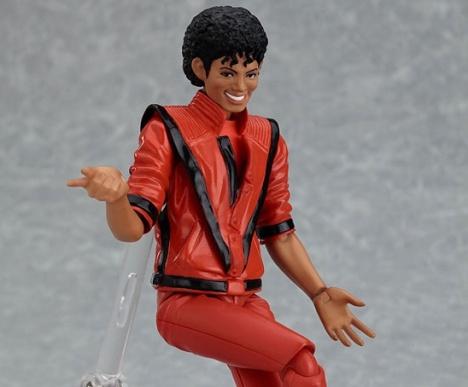 Figma Michael Jackson Thriller Ver