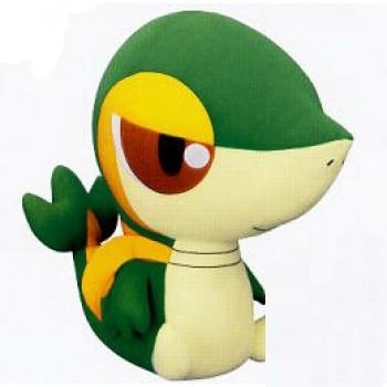 Tsutarja - Pokemon Best Wishes Plush Doll