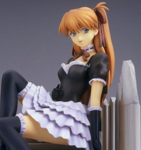 Asuka Langley Gothic Lolita Version - Neon Genesis Evangelion