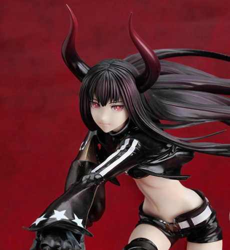 Black Gold Saw Animation Ver. - Black Rock Shooter