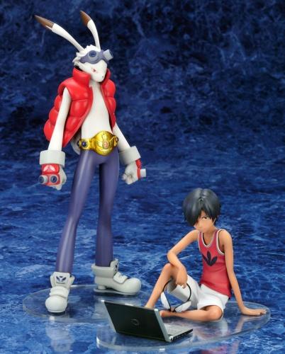 Ikezawa Kazuma & King Kazuma - Summer Wars