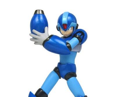 Rockman Figure