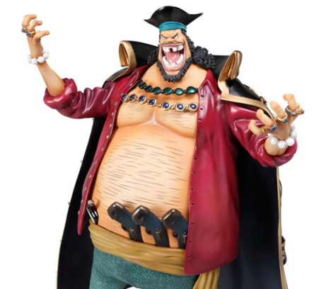 Blackbeard Marshall D. Teach - Portrait Of Pirates POP Excellent Model One Piece Series NEO-DX