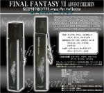 Final Fantasy VII - Advent Children Eau de Toilette Cloud Strife and Sephiroth 50ml 4