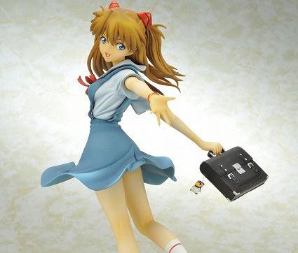 Shikinami Asuka Langley School Uniform Ver. - Neon Genesis Evangelion