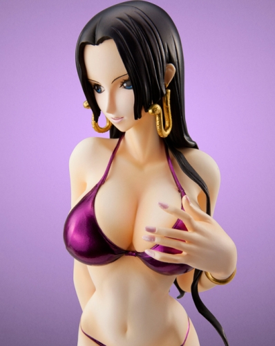 Boa Hancock Purple Ver. - One Piece Excellent Model Limited Edition