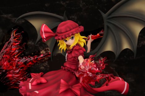Eternally Young Red Moon Remilia Scarlet - Gungnir ver.- Crimson Color