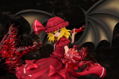 Eternally Young Red Moon Remilia Scarlet - Gungnir ver.- Crimson Color