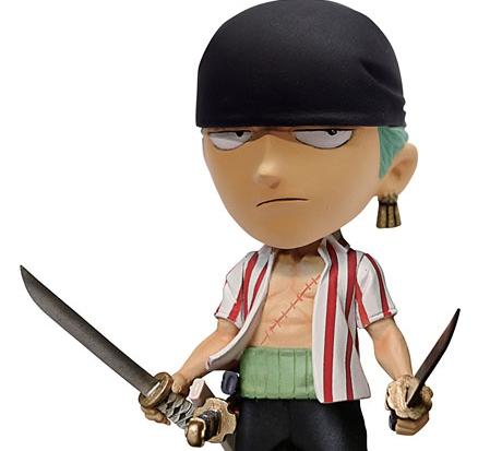Roronoa Zoro Bandana Ver. - One Piece Bobbing Head