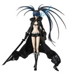 Black Rock Shooter RAH - Real Action Heroes - Black Rock Shooter Pre-Painted Action Figure 3