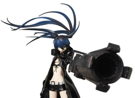 Black Rock Shooter RAH - Real Action Heroes - Black Rock Shooter