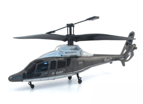 Space Centaur, Eurocopter Dauphin EC155 and Space Phoenix - Silverlit R/C Power In Air Infrared Control Helicopters