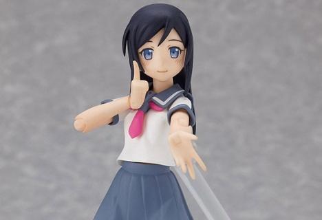 Figma Ayase Aragaki - Ore No Imoto Ga Konna ni Kawaii Wake Ga Nai