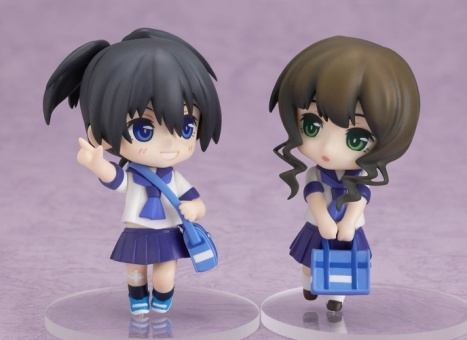 Mato & Yomi - Nendoroid Petite Black Rock Shooter