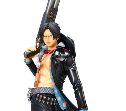Portgas D Ace - Excellent Model Strong Edition - Portraits of Pirates One Piece