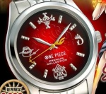 Portgas D. Ace Watch - One Piece Premium Collection Hiken no Ace Memorial Watch
