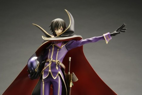 Zero - GEM Series Code Geass Lelouch of the Rebellion R2
