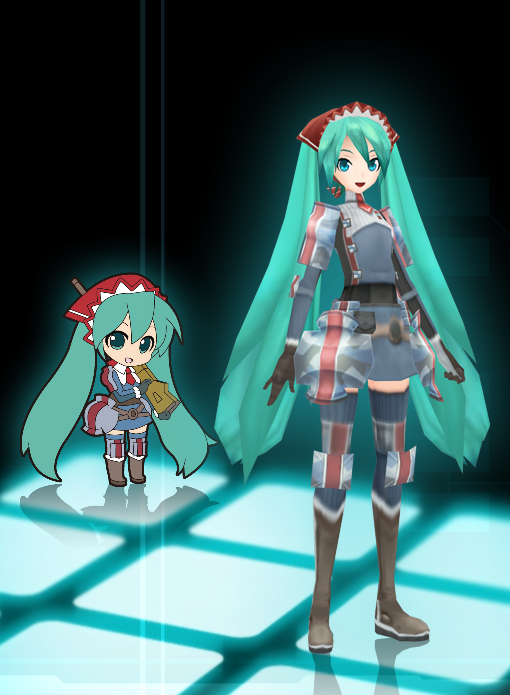Miku Hatsune Character Vocal Series Project Diva Trading ...