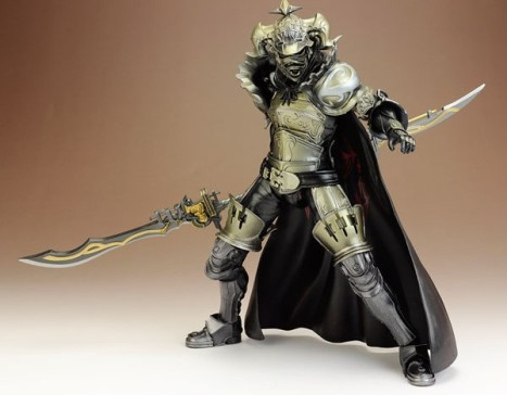 Gabranth - Dissidia Final Fantasy Play Arts Kai
