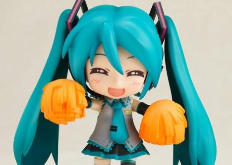 Hatsune Miku Support Ver. - Nendoroid Vocaloid