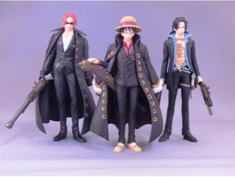 One Piece Styling EX Strong Brothers Special Limited
