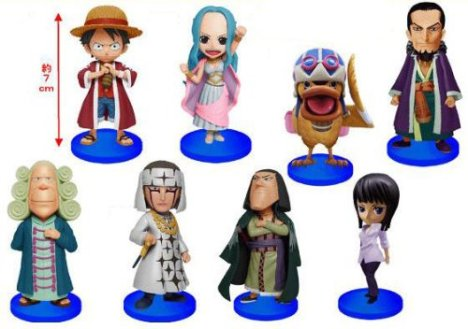 One Piece World Collectable Vol.15