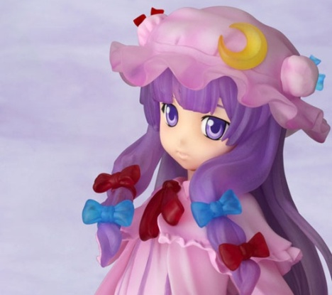 Patchouli Knowledge Clear Ver. - Touhou Project