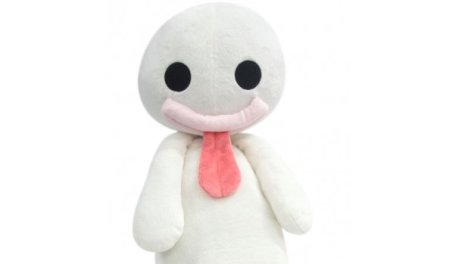 Hollow Hollow Ghost Cushion - One Piece Plush Doll Perona