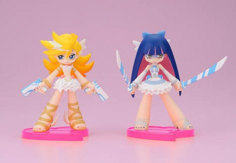 Panty and Stocking with Heaven Coin (Angel Ver.) - Twin Pack+ Panty & Stocking with Garterbelt