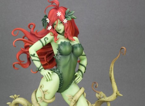 Poison Ivy - DC Bishoujo Collection