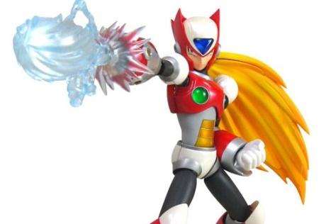 Zero First Ver. - D-arts Rockman X