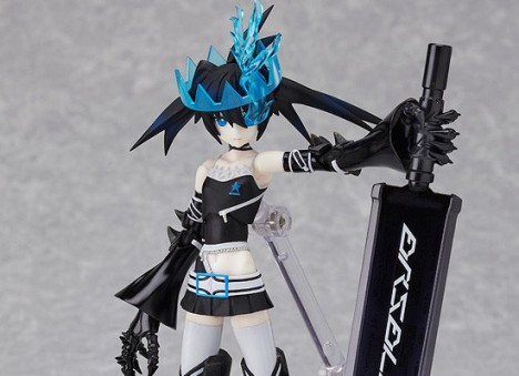 Black Rock Shooter Beast Figma - BLK Limited Edition - Black Rock Shooter